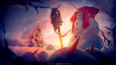 Snowman - New Year Promo