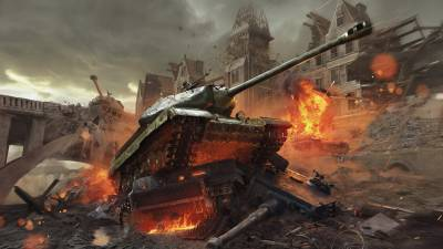 World of Tanks New Frontiers