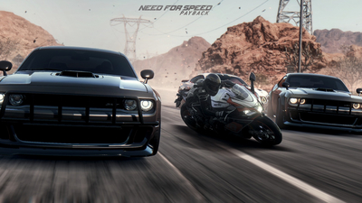 Need For Speed, экшен, mustang, гонки, PAYBACK