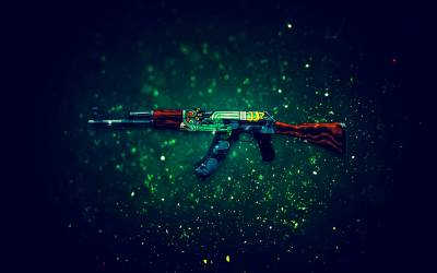 Counter-Strike Global Offensis AK-47