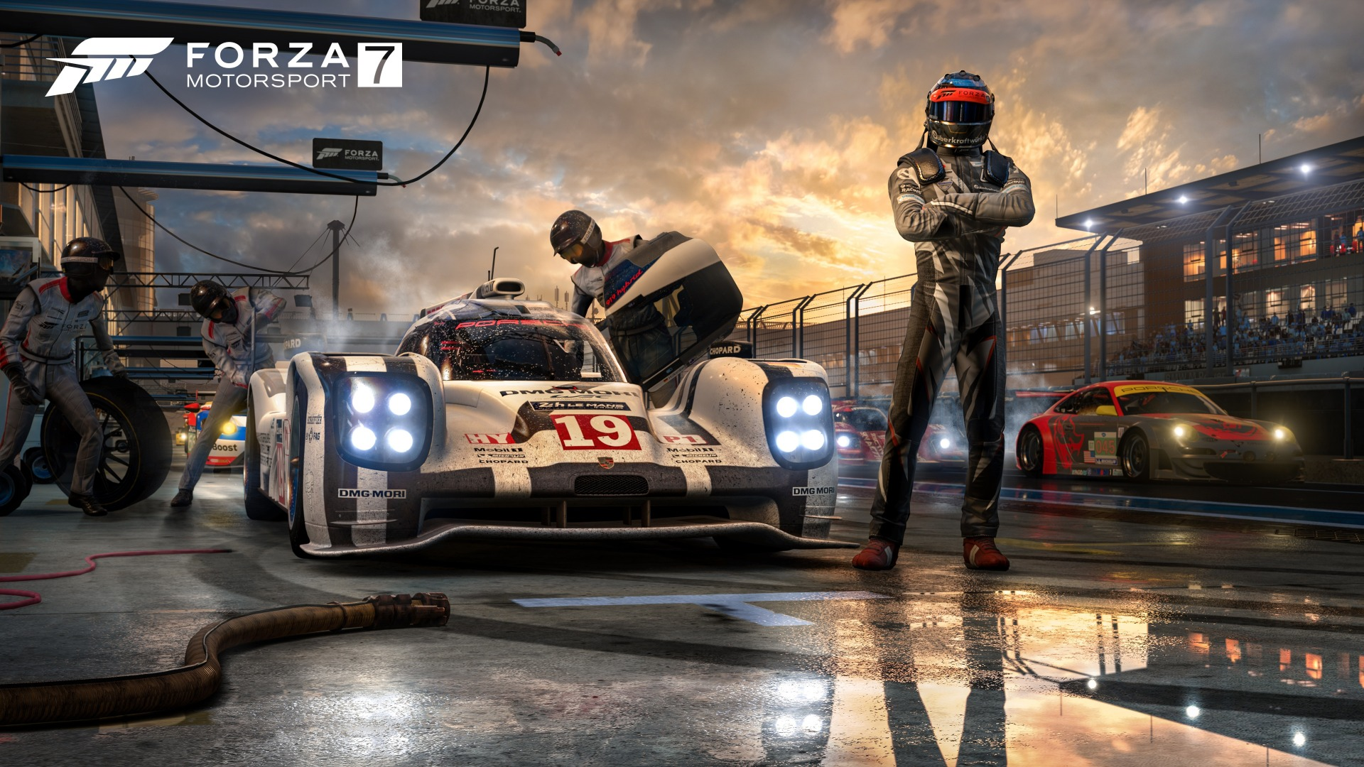 Microsoft, Game, Forza Motorsport 7, Car