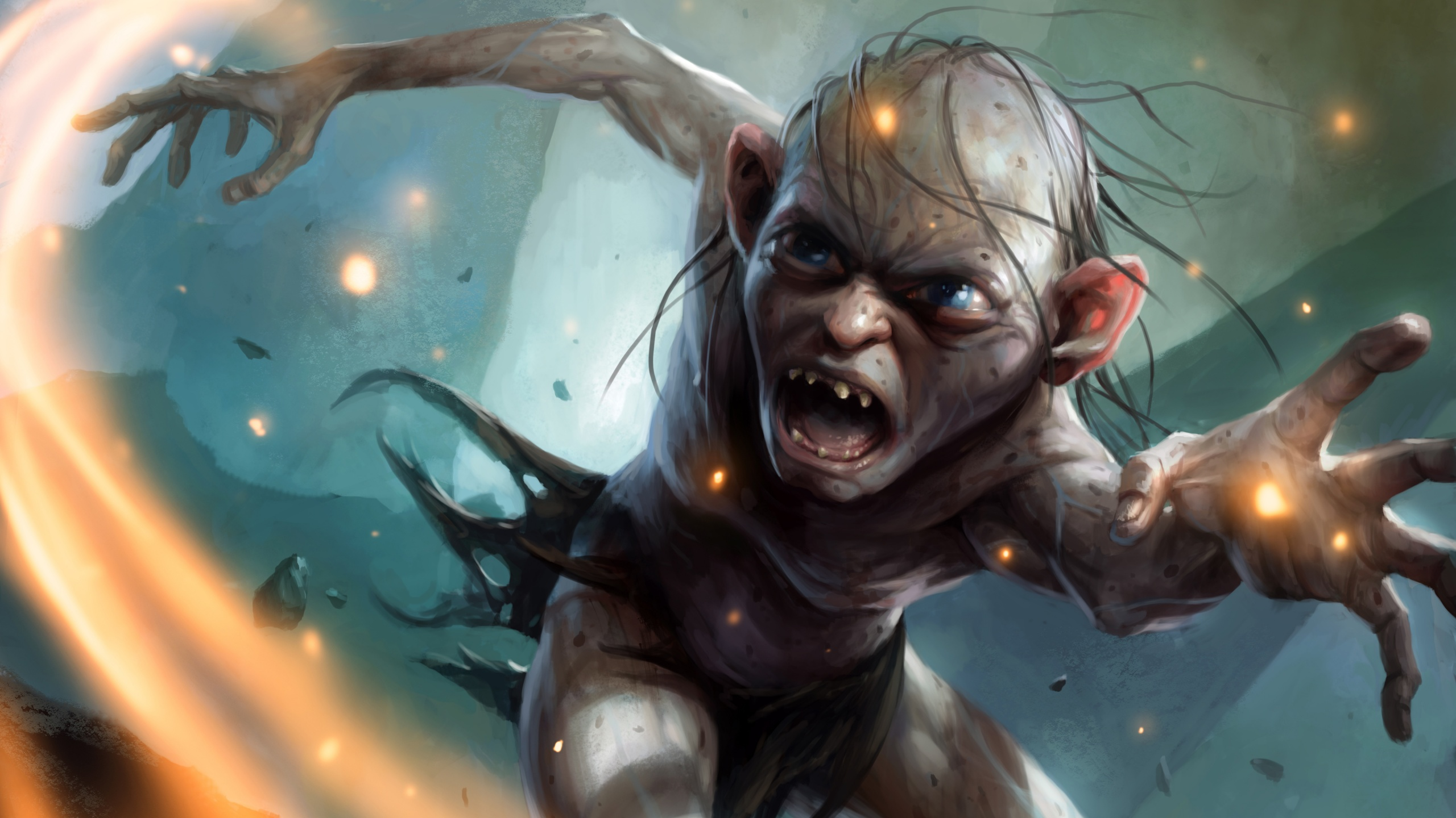 Guardians Of Middle Earth Game Gollum