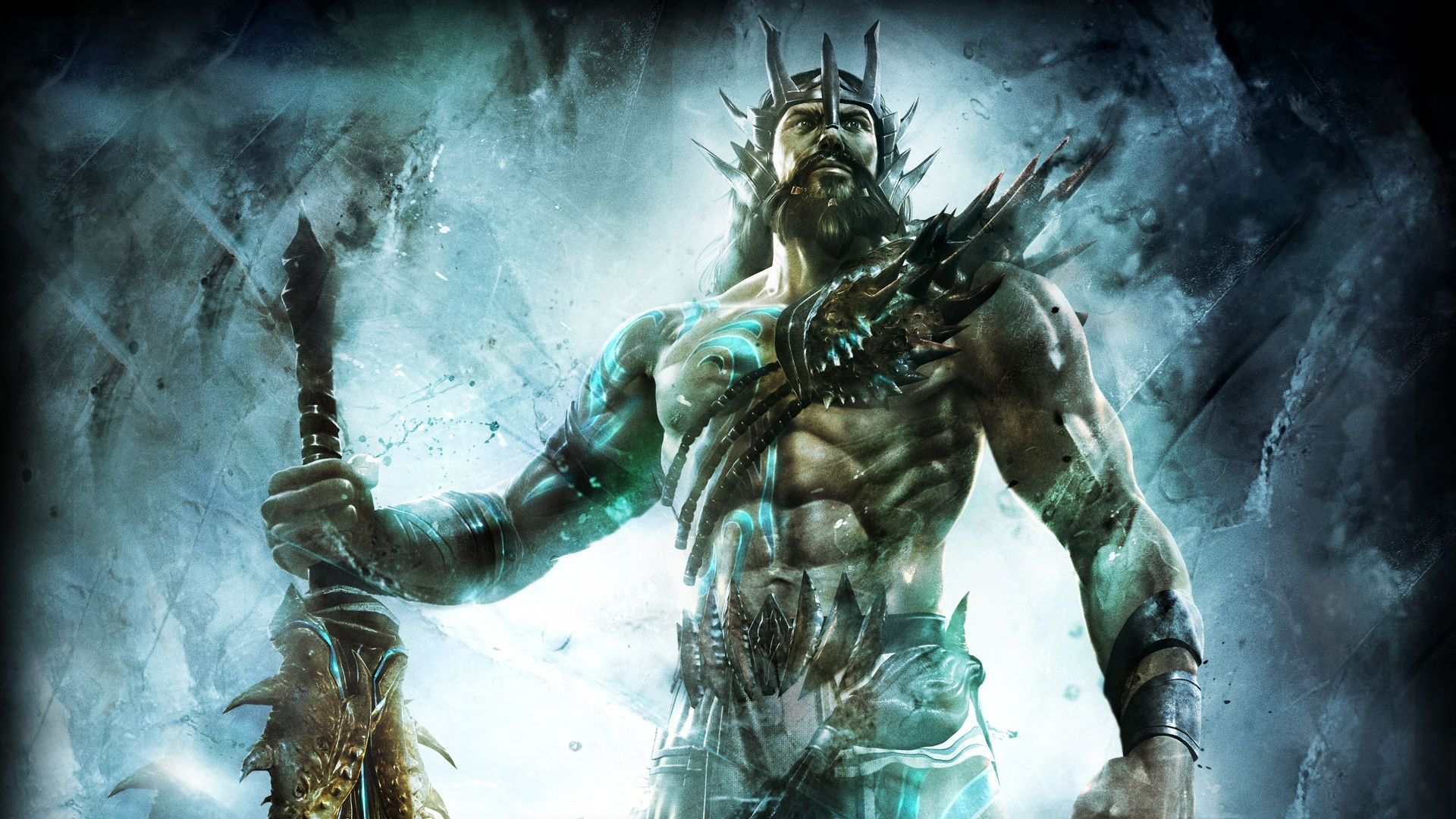 Poseidon in God of War Ascension