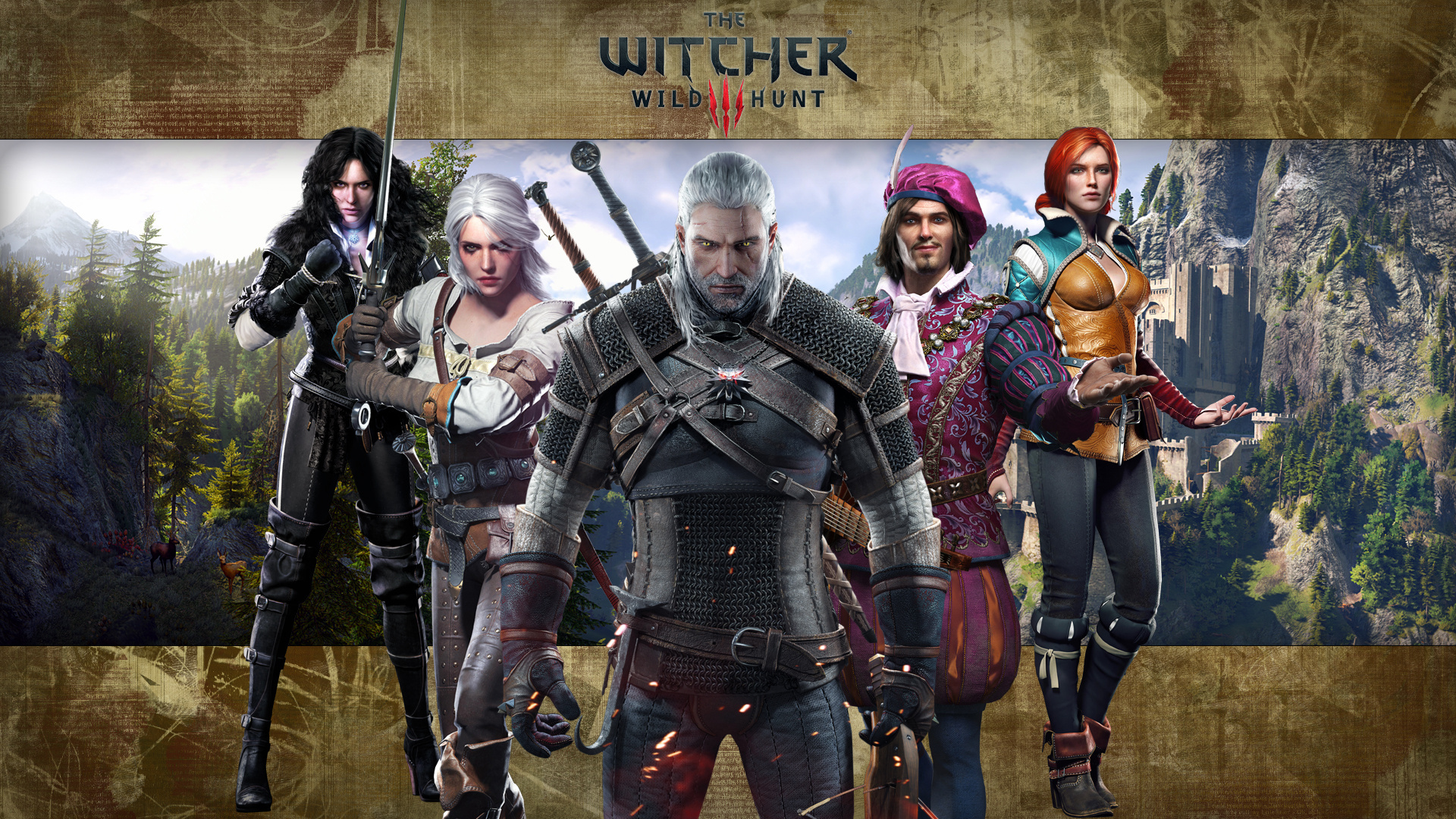 Ведьмак 3 \ The Witcher 3