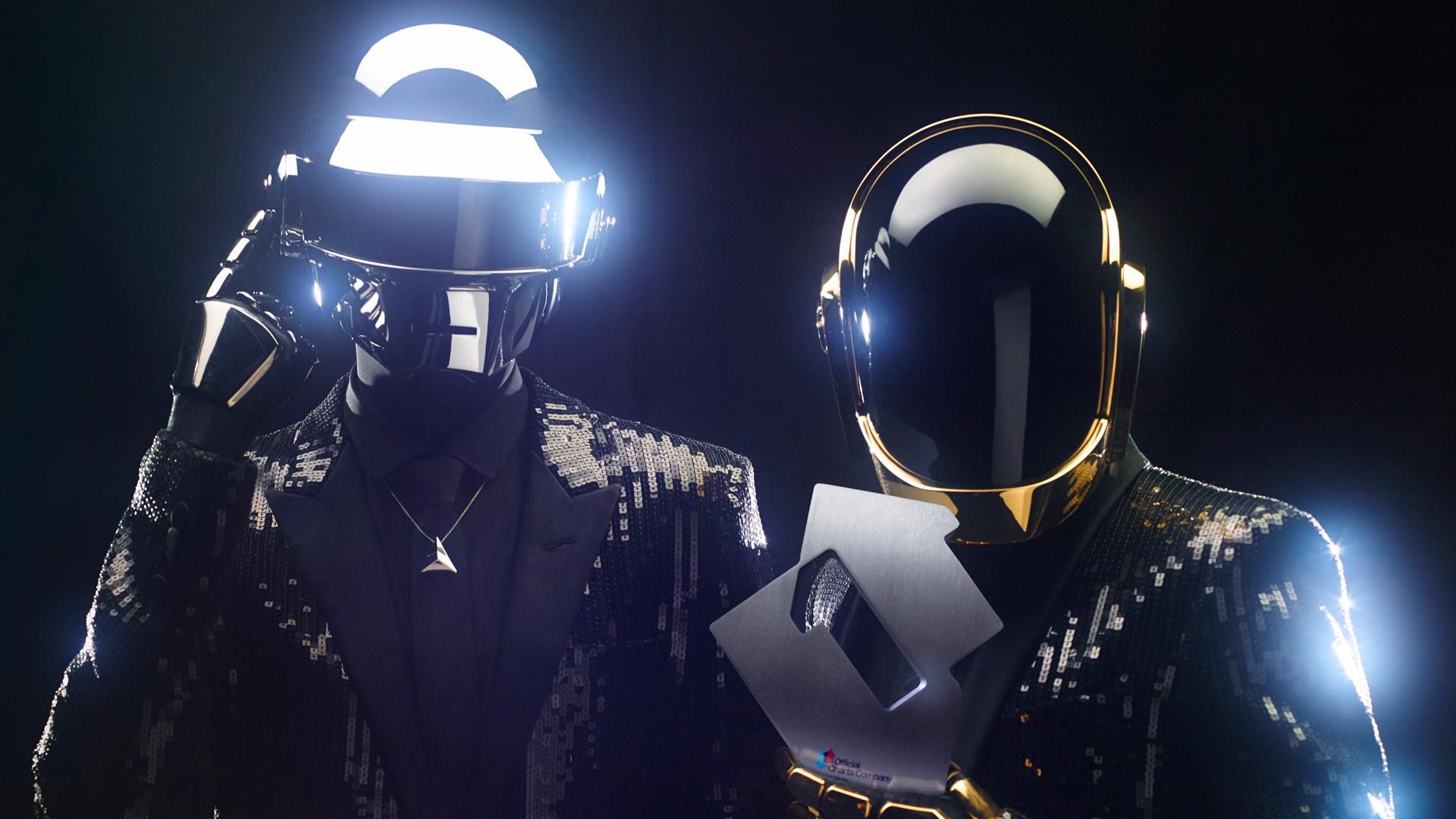 Daft Punk Random Access Memories (1920x1080) - Обои - Музыка