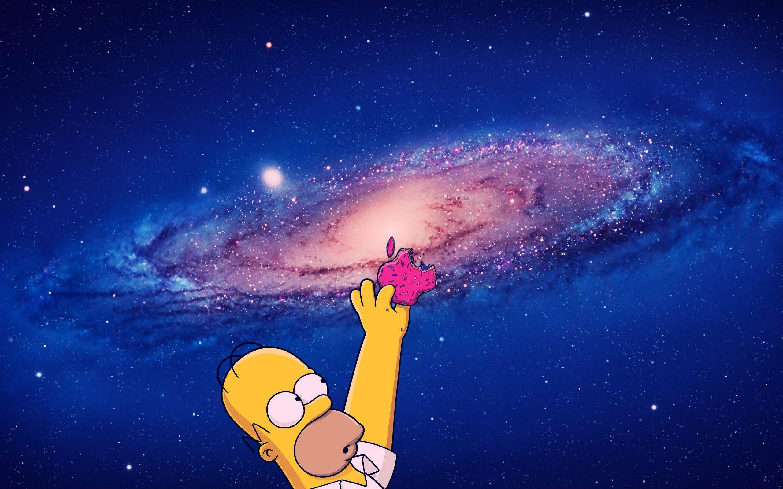 Space with Homer