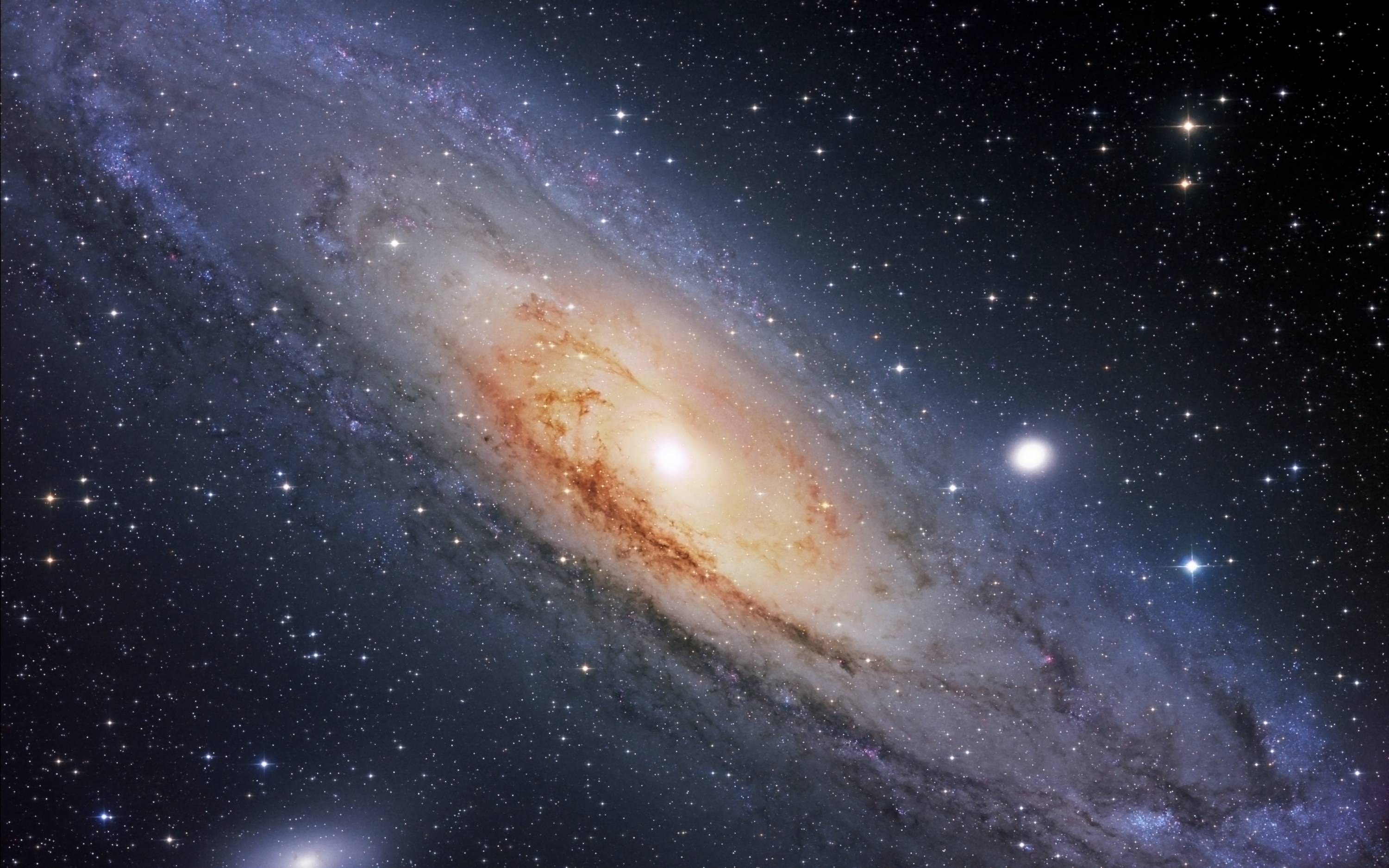 Andromeda Galaxy One