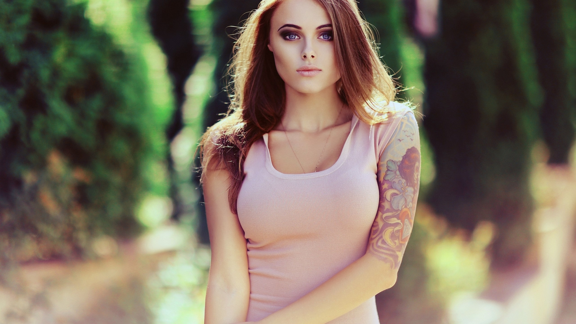 Girls With Tattoos