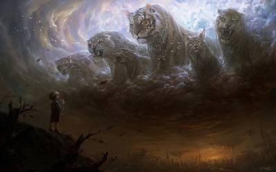 Небесные кошки или Душа царя
