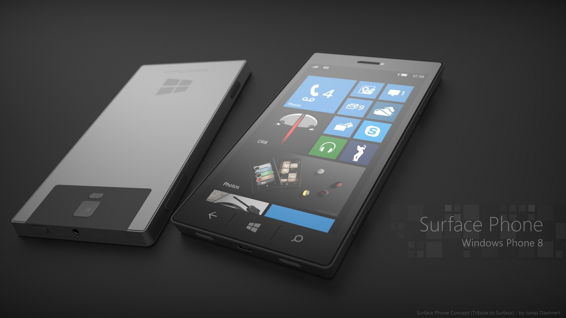 Microsoft Surface (concept art)