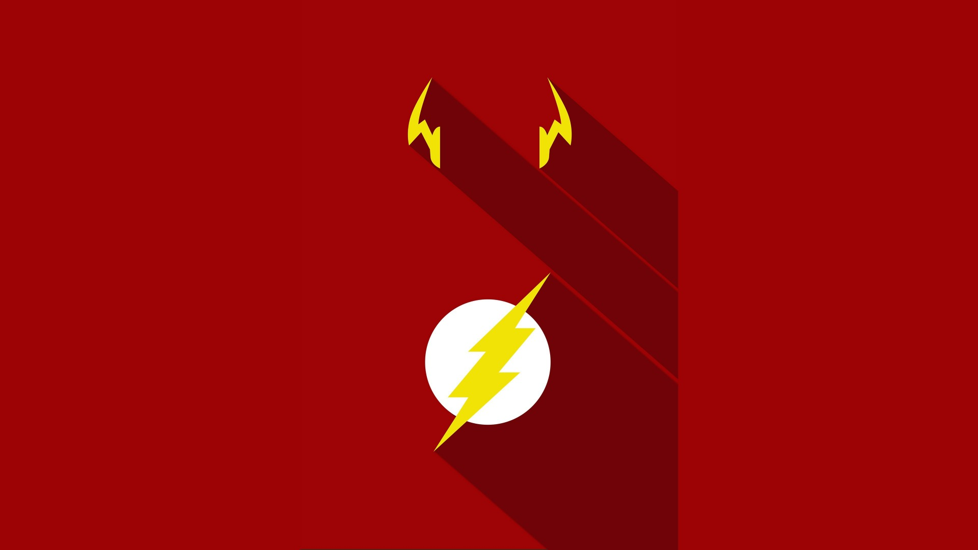 Barry Allen, Flash, Wally West, red