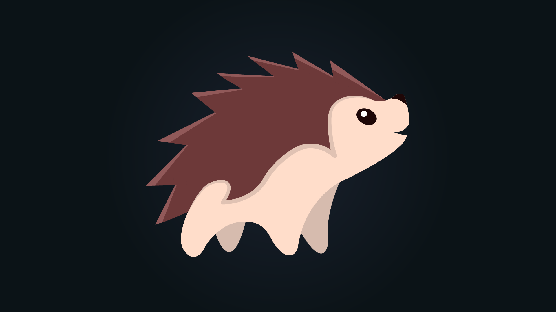 Minimal hedgehog