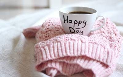 Happy day cup