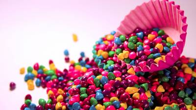 Colorful Candys