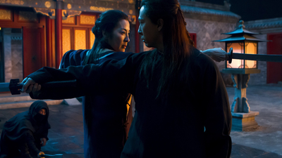 movie, Crouching Tiger Hidden Dragon