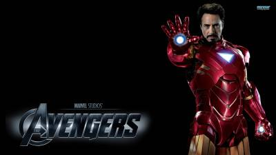 Iron man the avengers