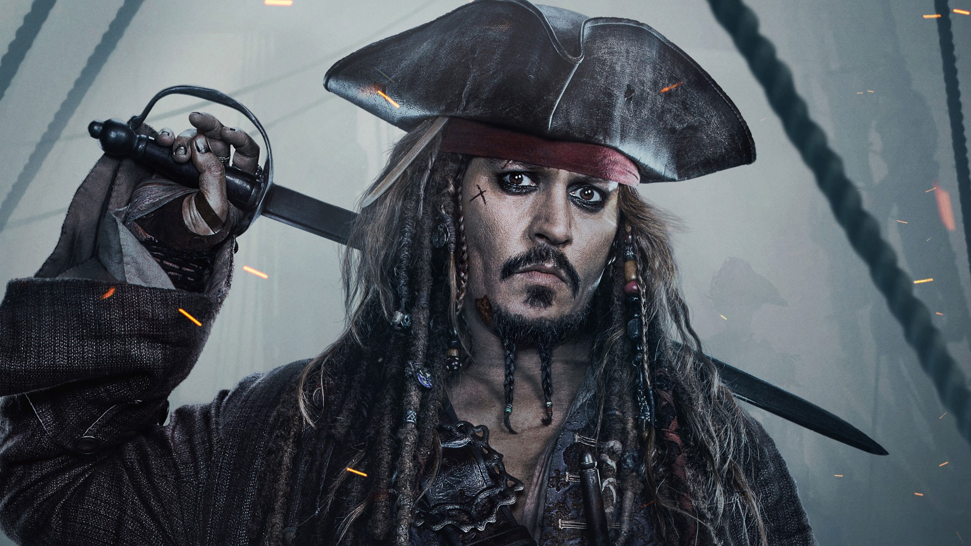 Jack Sparrow Pirates of the Caribbean