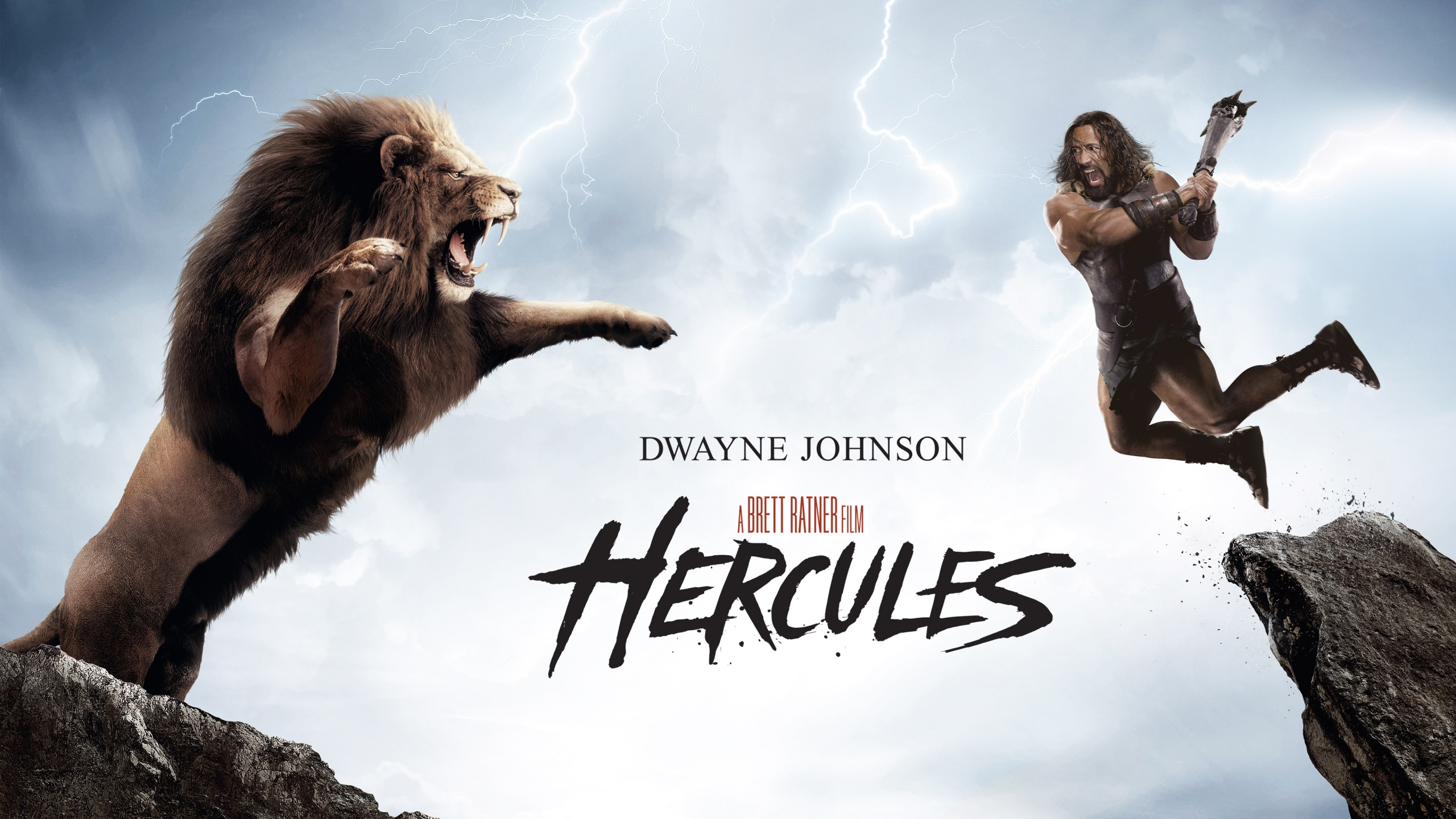 Dwayne Johnson's Hercules