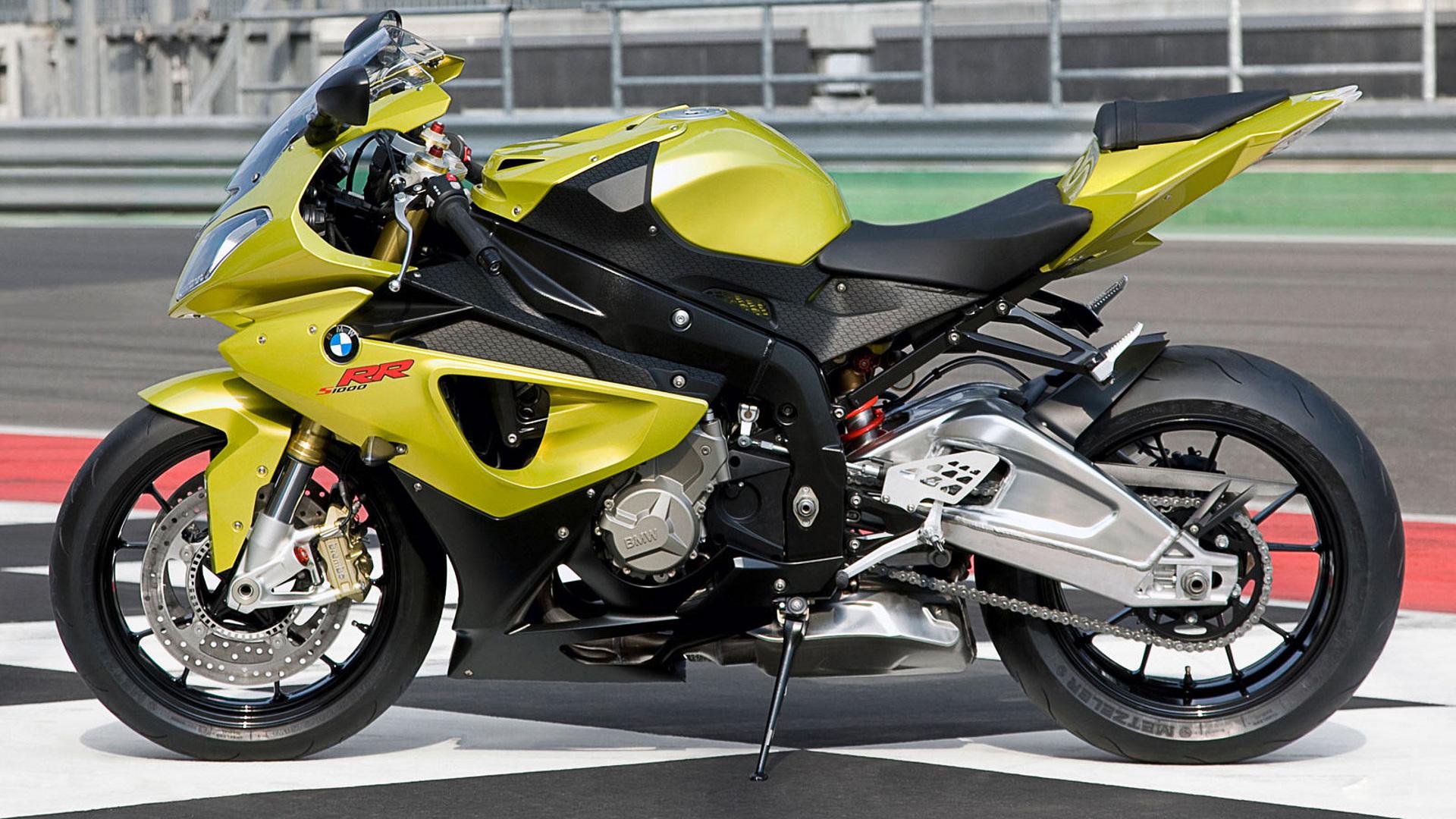 BMW S1000RR (1920x1080) - Обои - Мотоциклы