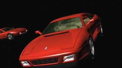 Красные машины