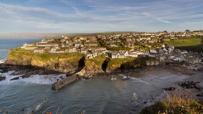 United Kingdom, Port Isaac, England