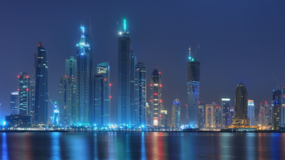 night Dubai