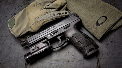 Tactical VP9