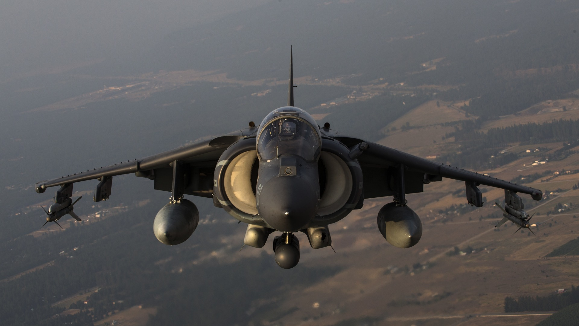 Harrier II, AV-8B, штурмовик, «Харриер» II