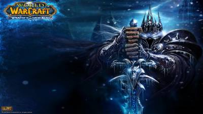 Lich King World of Warcraft