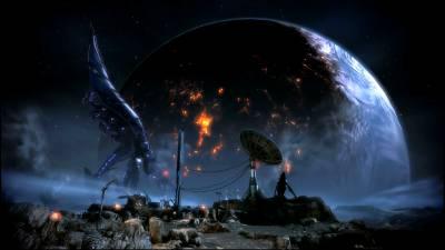 Mass Effect 3 Menae OP