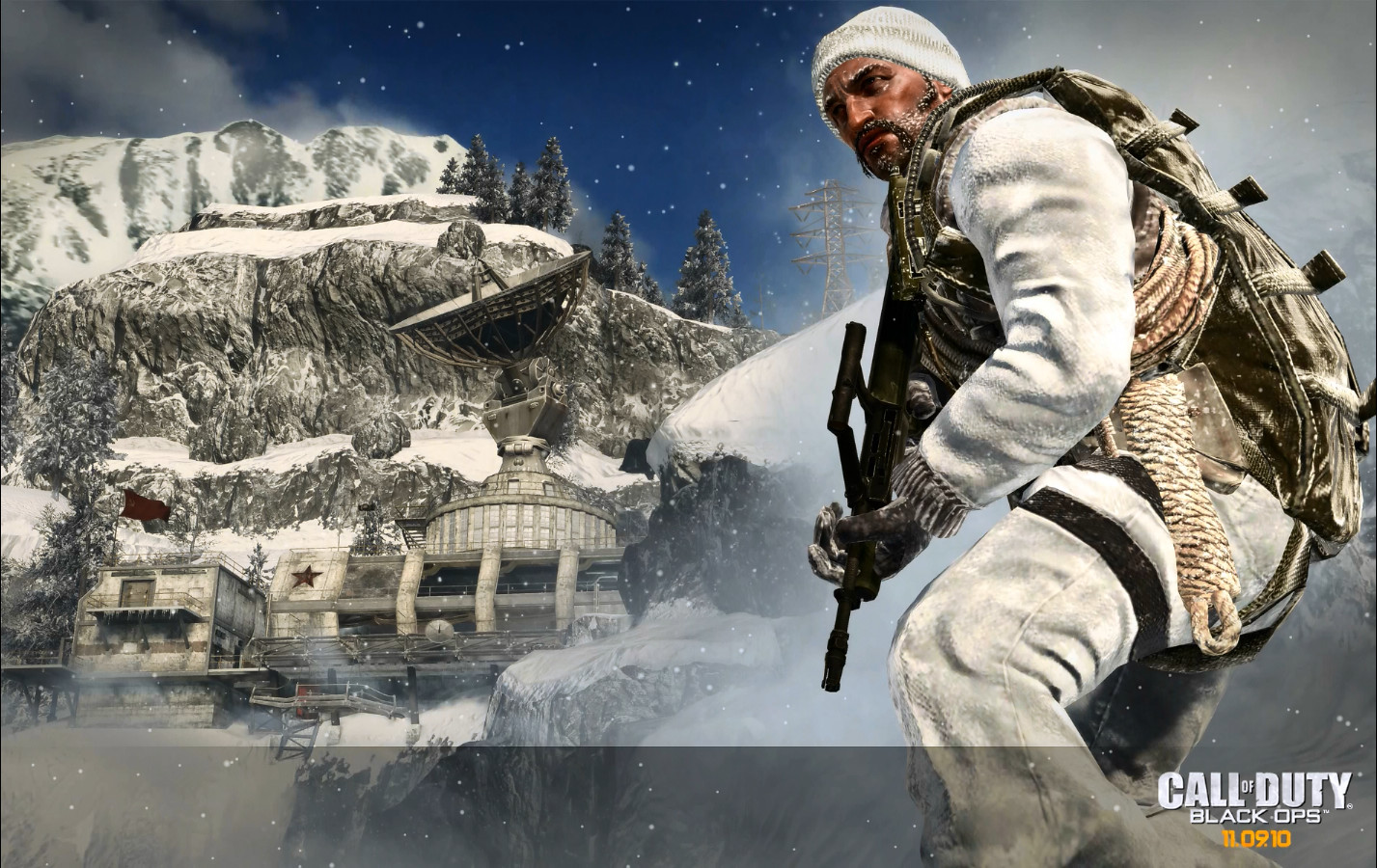 Black-Ops snow