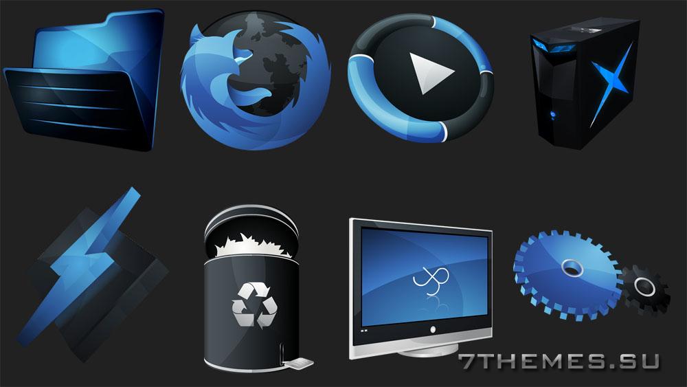 HydroPRO-Icons