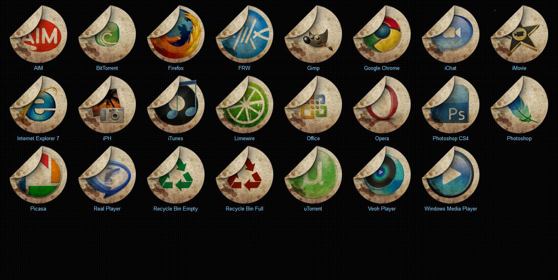 GP Icons