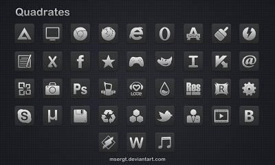 Quadrates