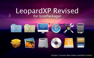 LeopardXP Revised
