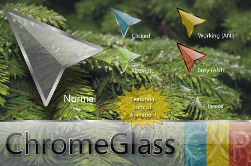 ChromeGlass