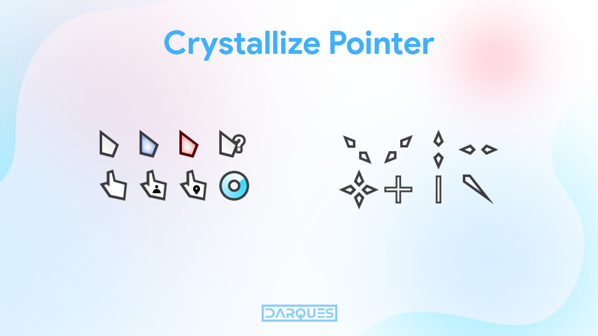 Crystallize Pointer