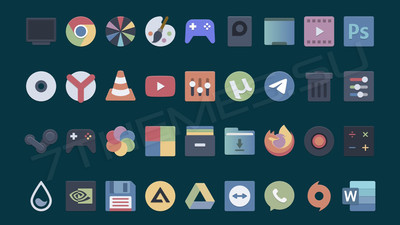 Nord Dock Icons