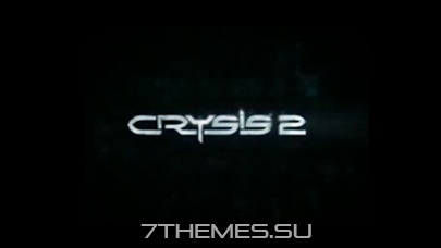 CRYSIS 2 Boot screen