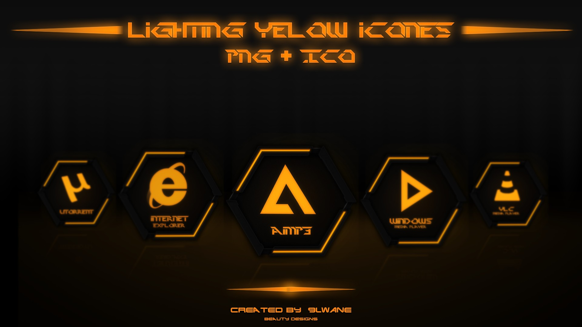 Lighting Yellow