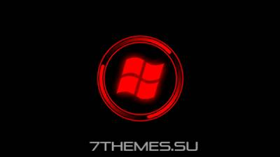 Win7 Red Logo