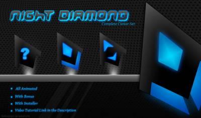 Night Diamond (5 цветов)