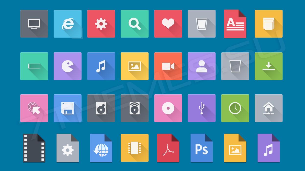 Скачать бесплатно программу для установки иконок