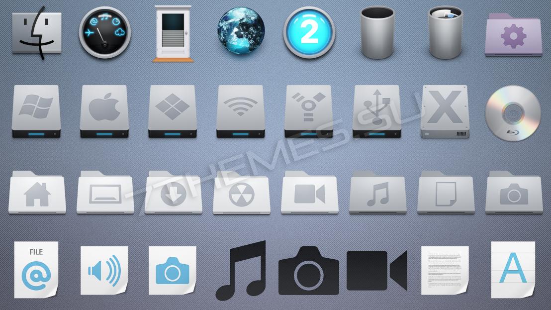Minium2 - иконки ICO и PNG