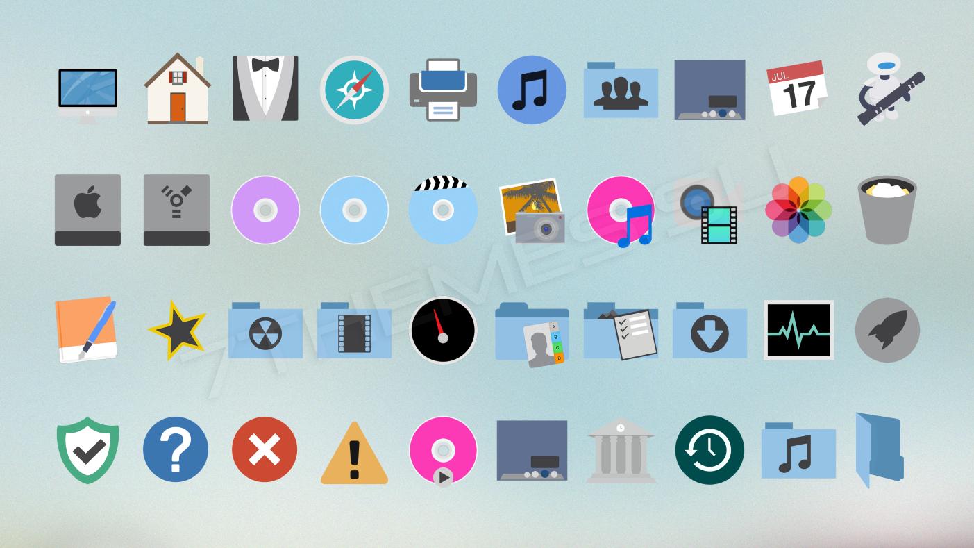 OS X Minimalism