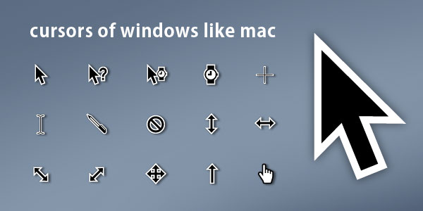 Windows Like Mac