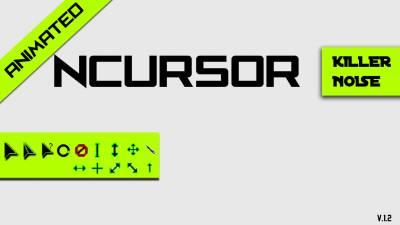 NCursor (Animated Cursor)