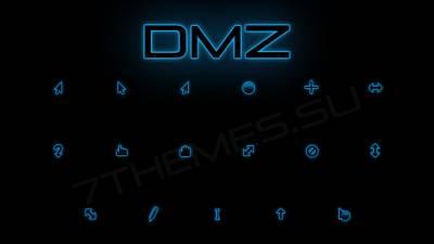 DMZ Neon (4 цвета)