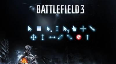 Battlefield 3 cursors