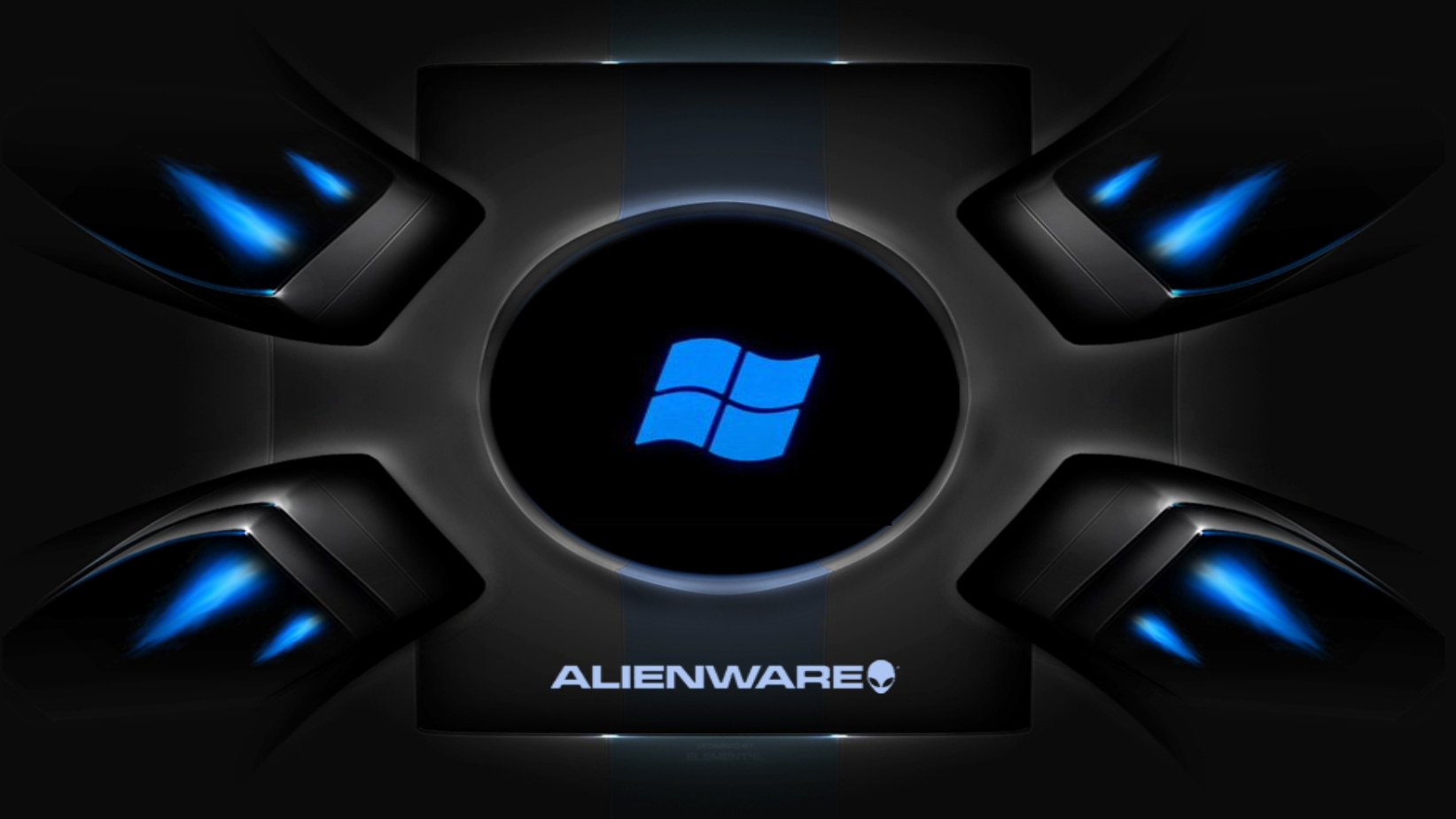 Alienware Screensaver